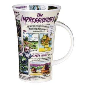 Dunoon Glencoe Impressionists Mug