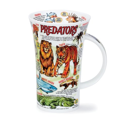 Dunoon Glencoe Predators Mug