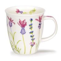 Nevis Flora Lavender Mug