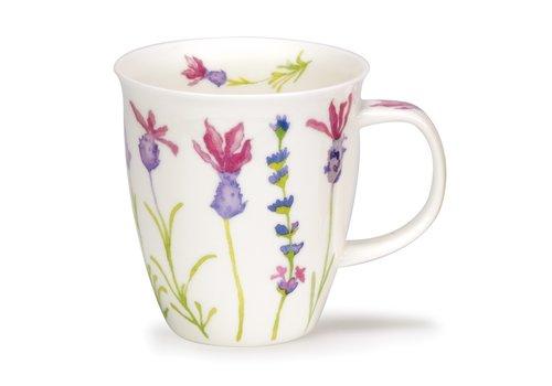 Dunoon Nevis Flora Lavender Mug