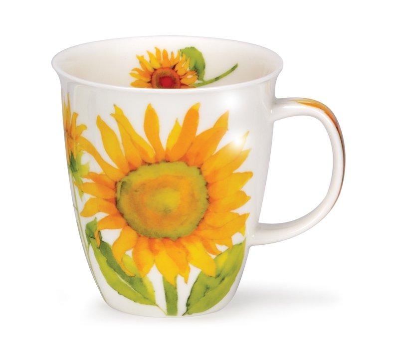 Nevis Flora Sunflower Mug
