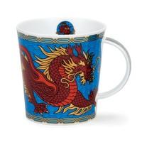 Lomond Dragons Mug Blue