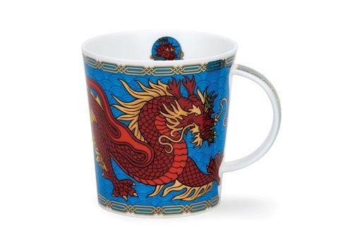 Dunoon Lomond Dragons Mug Blue