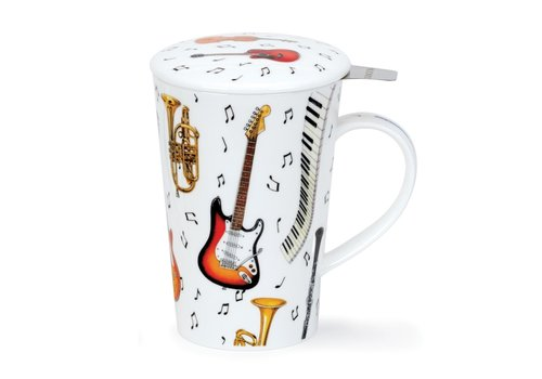 Dunoon Shetland Set Harmony Infuser Mug