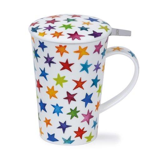 Dunoon Shetland Set Starburst Infuser Mug