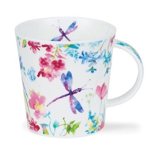Dunoon Cairngorm Zerzura Dragonfly Mug