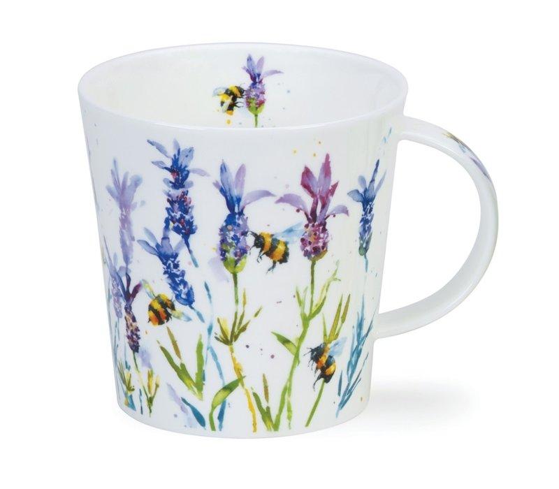 Cairngorm Busy Bees Lavender Mug