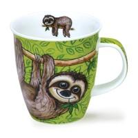 Nevis Swingers Sloth Mug