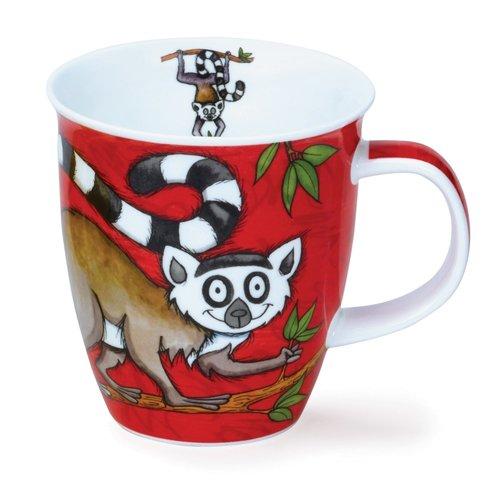 Dunoon Nevis Swingers Lemur Mug