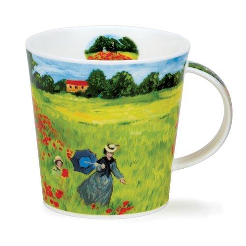 Dunoon Cairngorm Giverny Poppyfield Mug