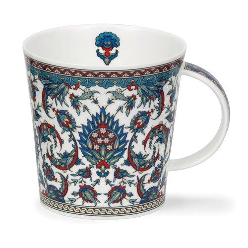 Dunoon Cairngorm Amara Teal Mug