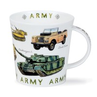 Cairngorm Armed Forces Army Mug