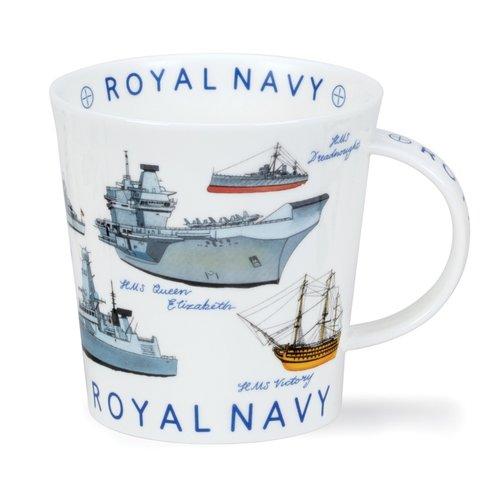 Dunoon Cairngorm Armed Forces Royal Navy Mug