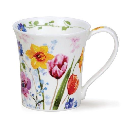Dunoon Jura Wild Garden Daffodil Mug