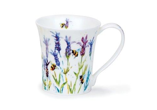 Dunoon Jura Busy Bee Lavender Mug
