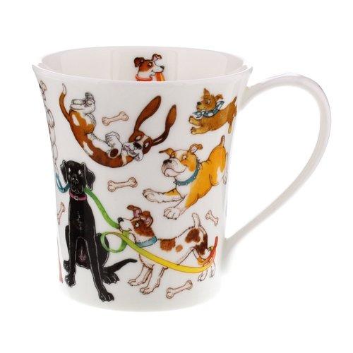 Dunoon Jura Dogs Galore Mug