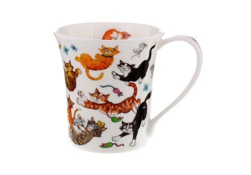 Dunoon Jura Cats Galore Mug