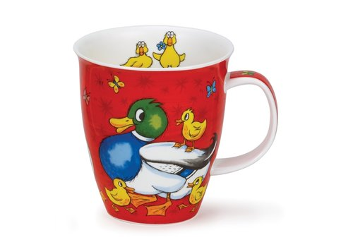 Dunoon Nevis Barmy Farmy Mug- Duck