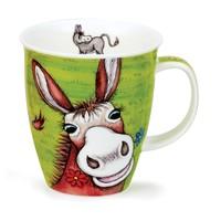 Nevis Donkey Mug