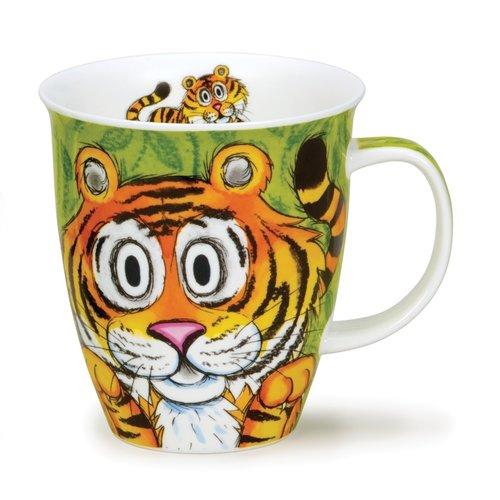 Dunoon Nevis Go Wild Mug- Tiger
