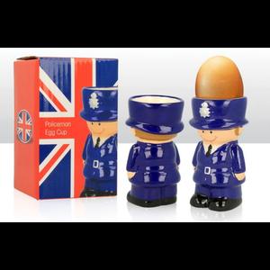 Elgate Ceramic Egg Cup - Policeman
