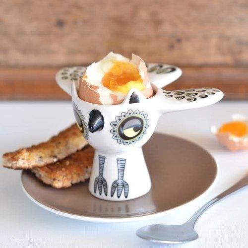 Hannah Turner Hannah Turner Yellow Owl Egg Cup