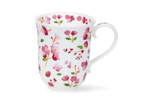 Dunoon Braemar Pink Petites Fleurs