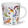 Dunoon Lomond Paradise Mug (Birds)