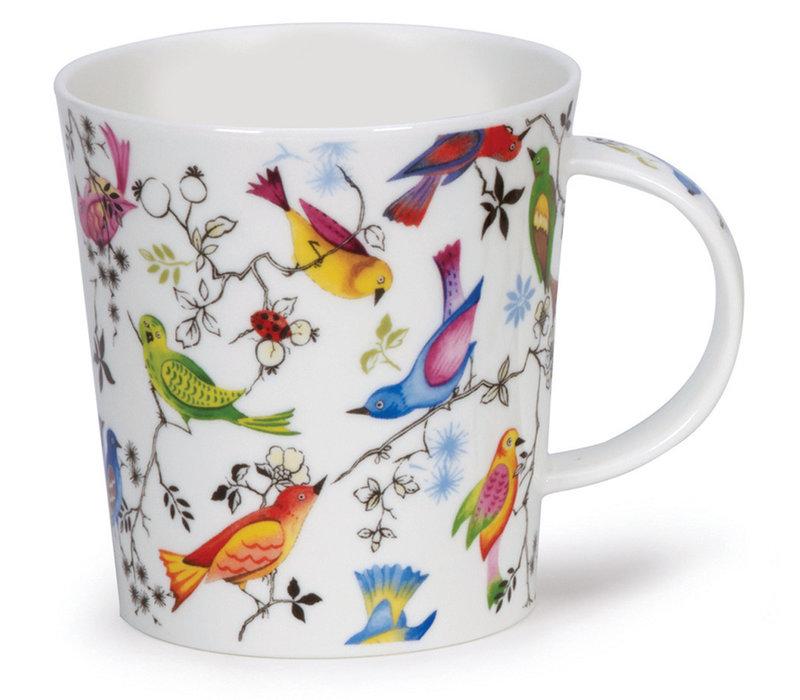 Lomond Paradise Mug (Birds)
