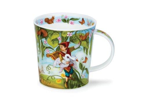 Dunoon Lomond Fairy Tales III Mug (Jack & the Beanstalk)