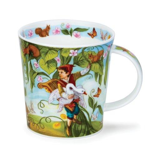 Dunoon Lomond Fairy Tales III Mug ( Jack & the Beanstalk)