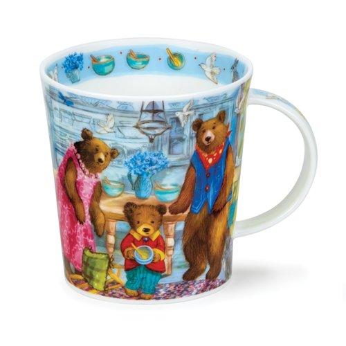 Dunoon Lomond Fairy Tales III Mug (Goldilocks)