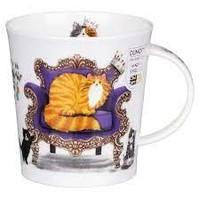 Lomond Regal Cat Mug (Ginger)