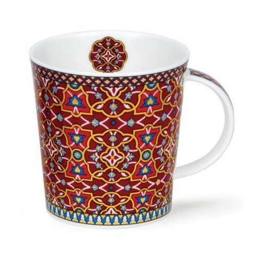 Dunoon Lomond Zahra Flower Mug
