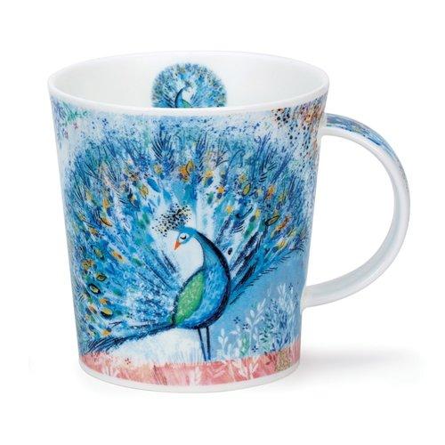 Dunoon Lomond Mystic Wood Peacock Mug