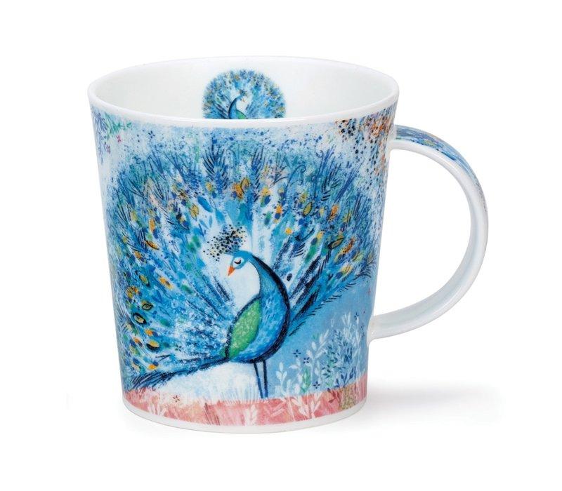 Lomond Mystic Wood Peacock Mug