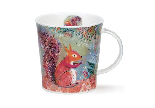 Dunoon Lomond Mystic Wood Squirrel  Mug