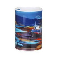 Windsor Island Shores Mug (Fishing Boat)