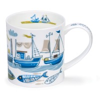 Orkney Beachcomber Fishing Boat Mug