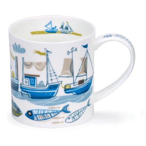 Dunoon Orkney Beachcomber Fishing Boat Mug