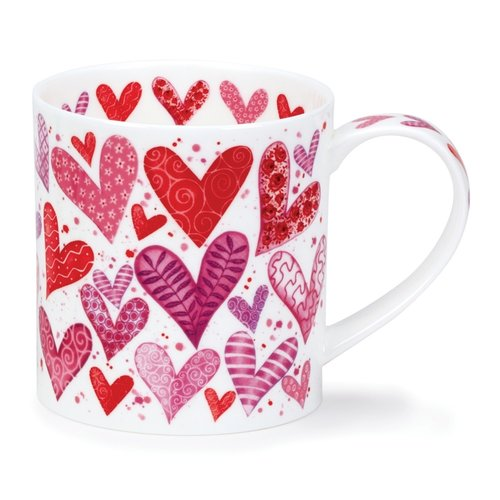 Dunoon Orkney With Love Mug