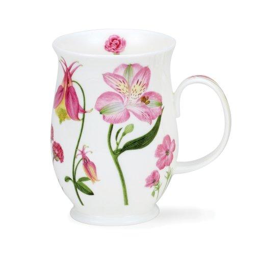 Dunoon Suffolk Melody Mug ( Pink)