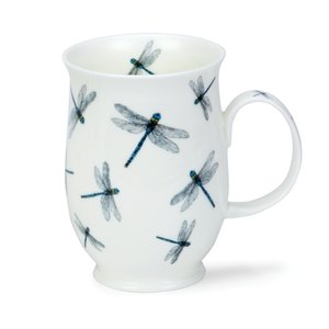 Dunoon Suffolk Bugs Dragonfly Mug