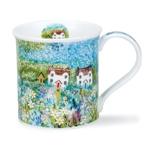 Dunoon Bute Enchanted Cottages Mug Thatch Cottage
