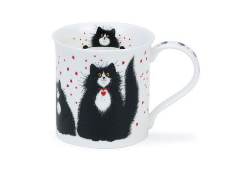 Dunoon Bute Pussy Love Mug