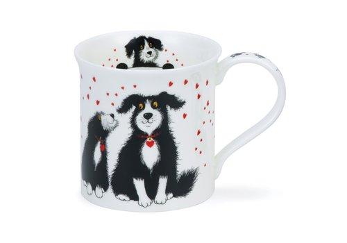 Dunoon Bute Puppy Love Mug