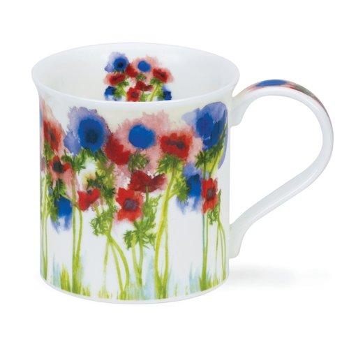 Dunoon Bute Floral Haze Mug (Anemone)