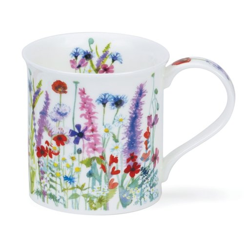 Dunoon Bute Floral Haze Mug (multi)