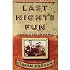 Last Night's Fun by Ciaran Carson