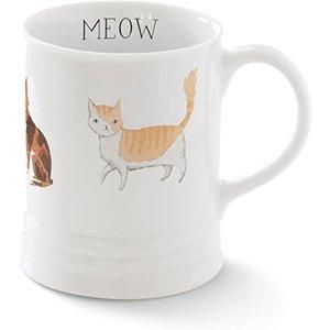 Ginger Kitty Cat Mug